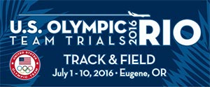 Oregon 2016 US Olympic Trials High Jump