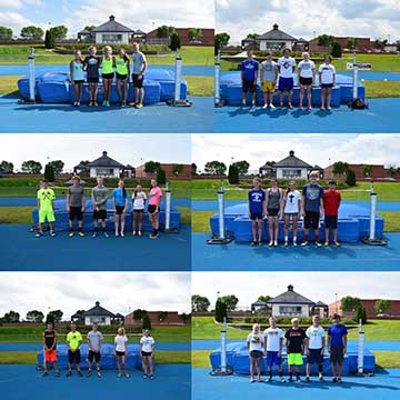 High Jump Camp Minnesota July