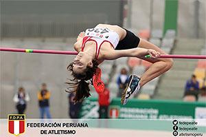 Daniella Munoz High Jump