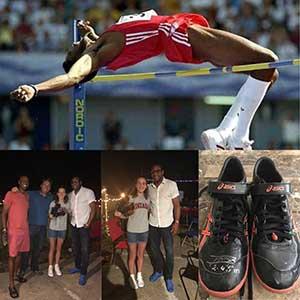 Daniella Munoz Hugo Munoz Javier Sotomayor Marino Drake High Jump World Record Cuba