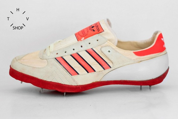 Adidas High Jump Shoes 1970
