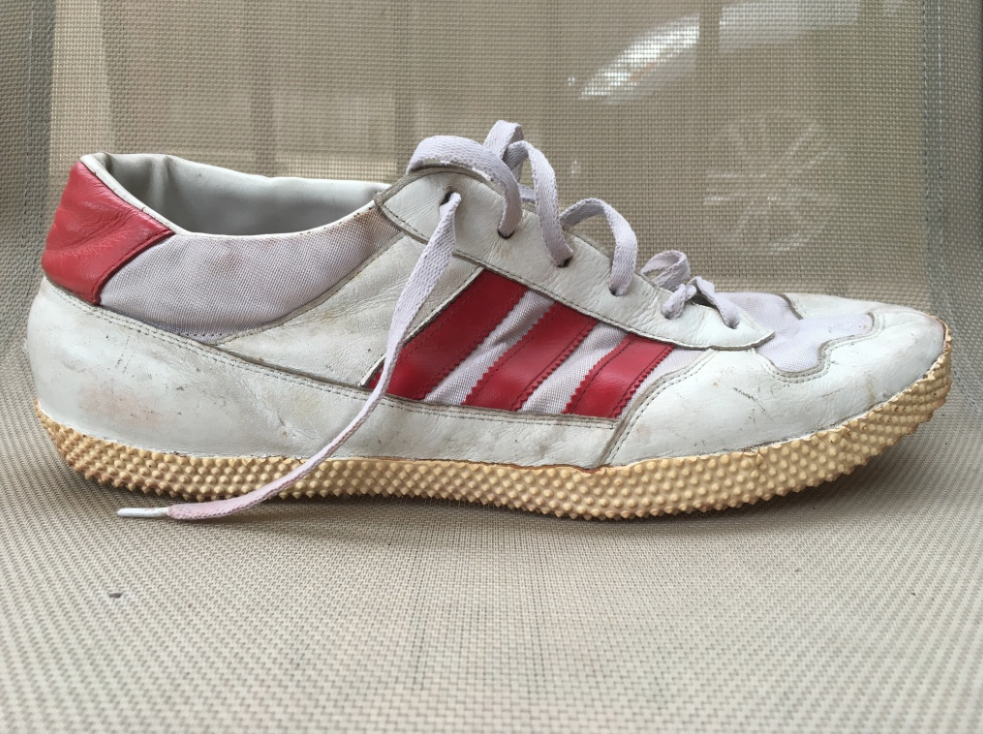 Adidas High Jump Shoes Javier Sotomayor World Record Spikes