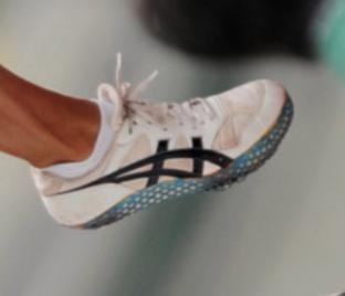 Asics High Jump Shoes 7021