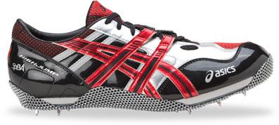 Asics High Jump Shoes Cyber London Model