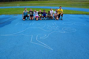 Kangaroo High Jump Camp in Minnesota
