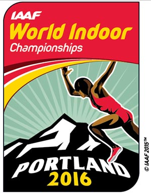 Portland World Indoor Championship 2016 High Jump
