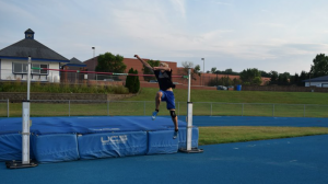 Private High Jump Lessons