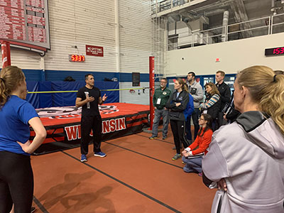 Wisconsin Track and Field Coaches Association Clinic