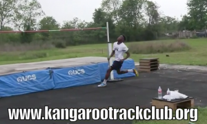 Mevin Hill Kangaroo High Jump Camp