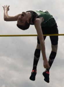 Noah Adams Kangaroo Track Club High Jump Camp