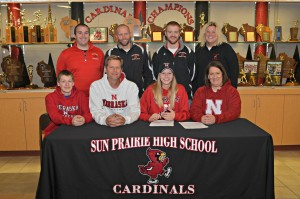 Tierney Lindner going to University of Nebraska